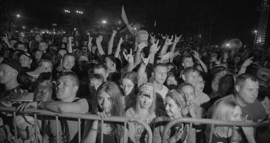 Более 50 тысяч человек посетило байк-шоу в Севастополе в первый день