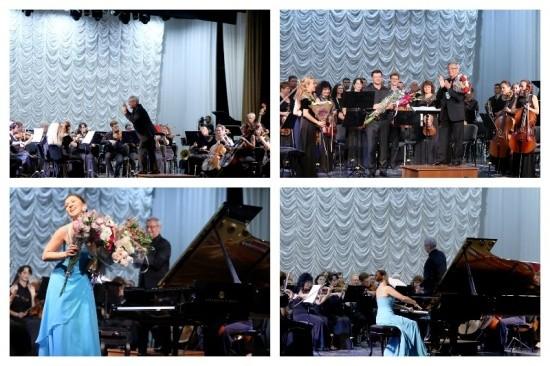 В Севастополе прошел концерт симфонической музыки