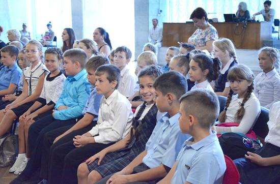 В Севастополе прошел турнир для юных знатоков