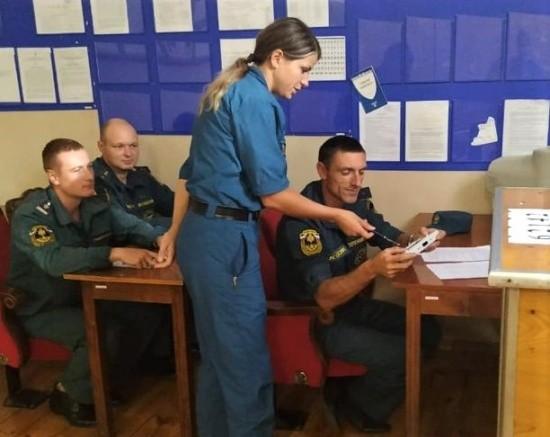 Психологической службе МЧС России 20 лет