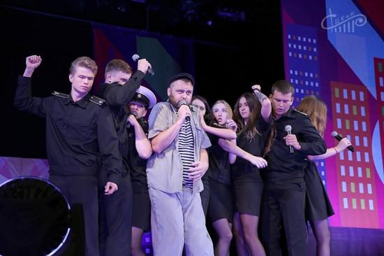 Cостоялся полуфинал Севастопольской официальной Лиги КВН