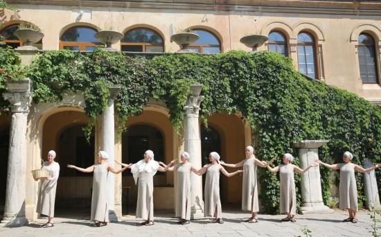 В Херсонесе состоялось открытие фестиваля «Терпсихора в Тавриде»