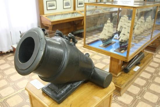 Музей Черноморского флота готовится к празднованию 150-летия со дня образования