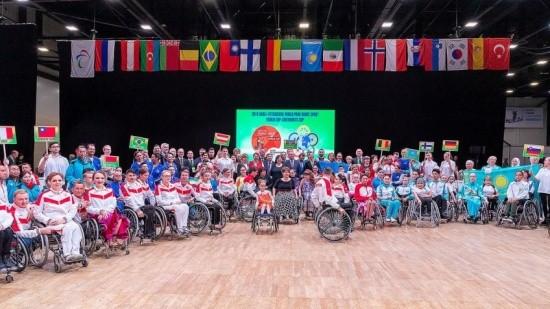 Севастопольские танцоры стали призёрами Международного кубка по танцам на колясках