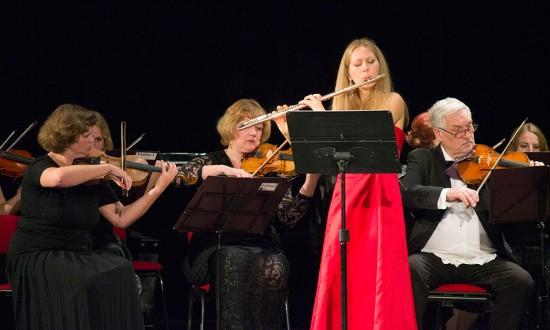 В Севастополе выступил симфонический оркестр из Луганска