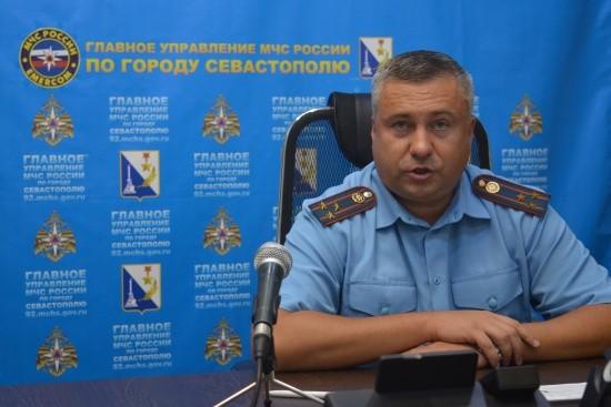 В севастопольском чрезвычайном ведомстве подвели итоги реагирования подразделений за август