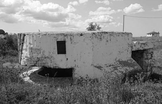 В Севастополе обнаружены боеприпасы времен войны