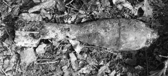 В Севастополе обнаружен боеприпас возле железнодорожного моста