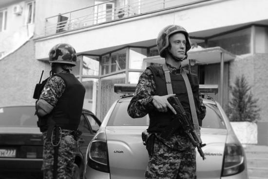 Росгвардия возьмёт под охрану общественный транспорт Севастополя
