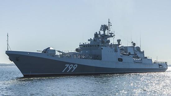 «Адмирал Макаров» проходит проливы Дарданеллы и Босфор