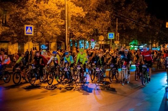 В Севастополе пройдет пятый фестиваль «ВелоНочь»