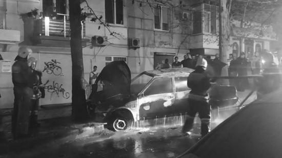 Севастопольские спасатели участвовали в ликвидации последствий ДТП (видео)
