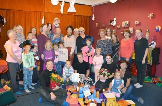 Театр имени Кукол открыл сезон в Севастополе