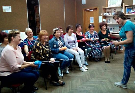 В Севастополе прошла встреча любителей народной песни