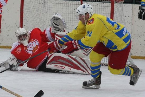 В Севастополе пройдет хоккейный матч с участием звезд
