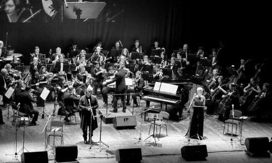 В Севастополе прошла премьера симфоспектакля «Мастер и Маргарита»