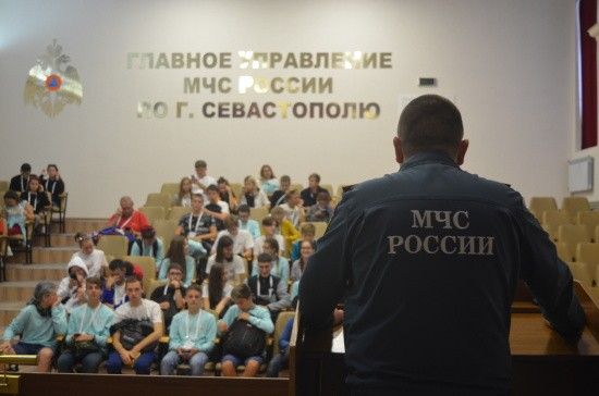 Уроки безопасности, приуроченные ко Дню гражданской обороны, прошли в Севастополе