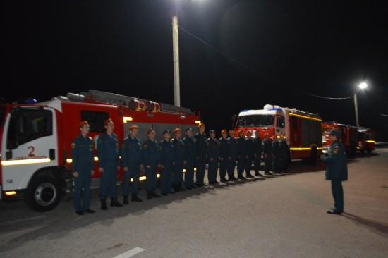 Спасателей из Севастополя задействуют в обеспечении безопасности Саммита «Россия-Африка»