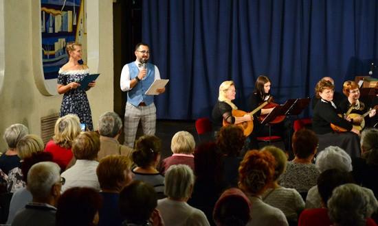 В Севастополе прошел концерт, посвященный Дню пожилого человека
