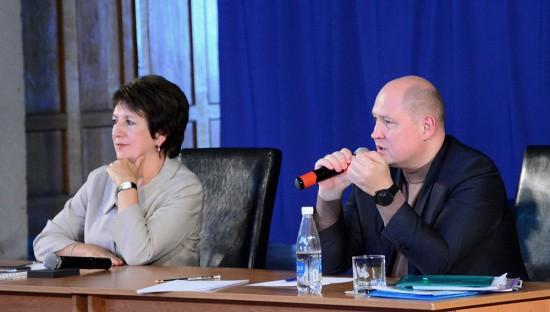 Власть встретилась с общественниками Гагаринского района Севастополя