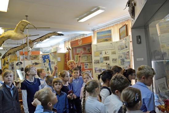 Школьникам Севастополя помогают лучше узнать Черное море