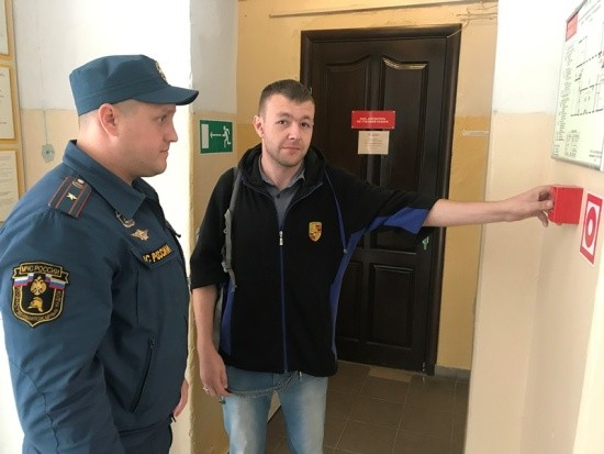 В Севастополе провели учебную эвакуацию коллектива медколледжа