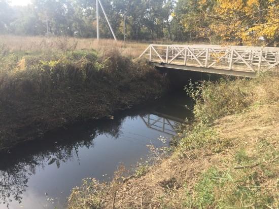 Севприроднадзор проверил ход работ по расчистке устьевой части русла реки Кача
