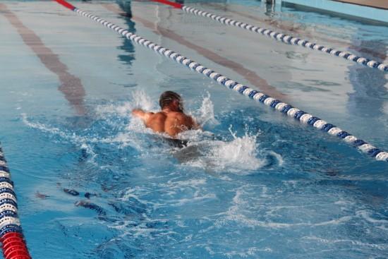 Сотрудники севастопольского МЧС приняли участие в чемпионате по плаванию