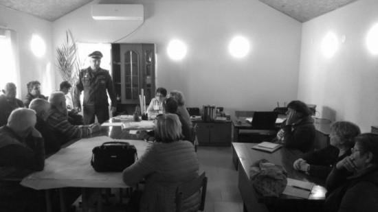 Сотрудники МЧС проводят профилактические беседы в садовых товариществах