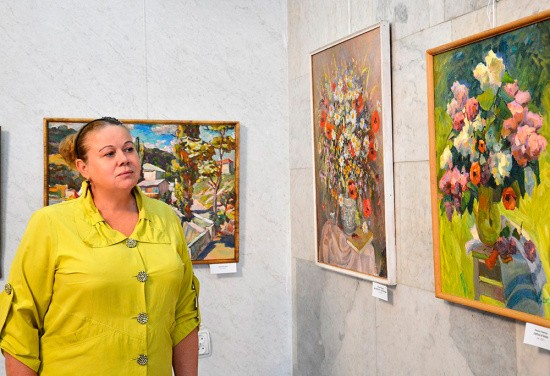Продолжает работу выставка «Во славу Севастополя»