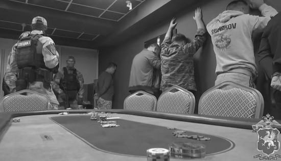В Севастополе полицейские пресекли деятельность нелегального игорного заведения