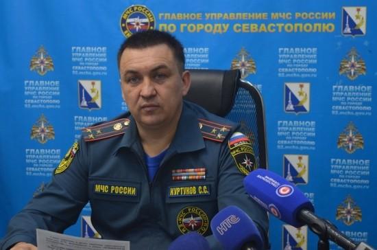 В МЧС по Севастополю подвели итоги реагирования за октябрь
