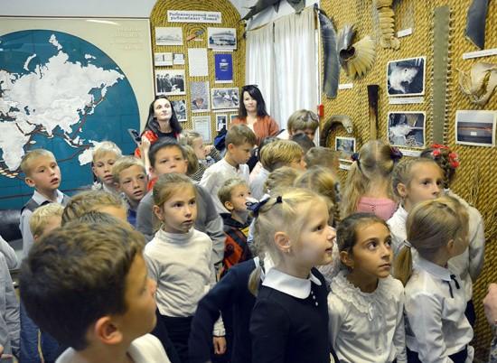 Школьники Севастополя поучаствовали в викторине «Камышовая бухта и ее окрестности»