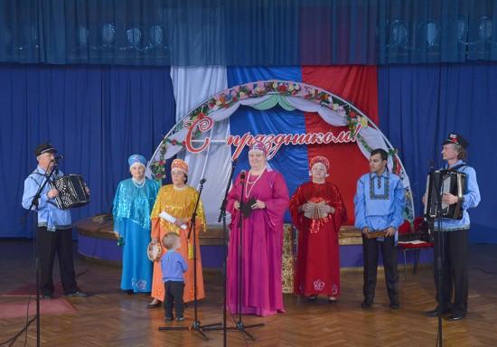 Во Дворце культуры рыбаков состоялся праздничный концерт