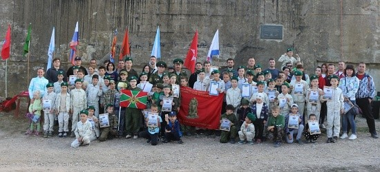 Юные рукопашники отметили годовщину воссоединения