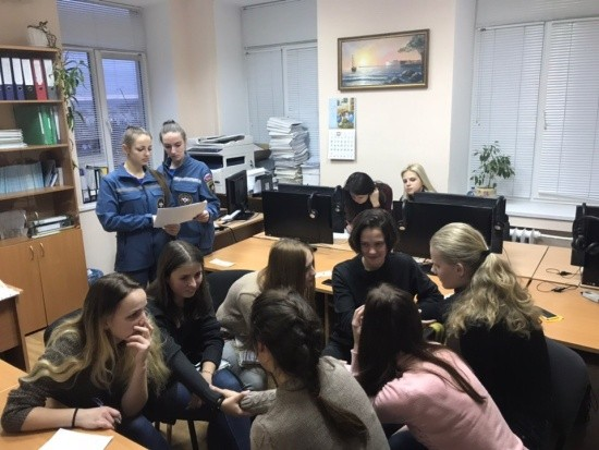 Психологи Крымского филиала ЦЭПП подвели итоги просветительской работы в области безопасного поведения