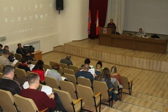 В Севастополе начались занятия для диспетчерских служб, интегрированных с «Системой 112»