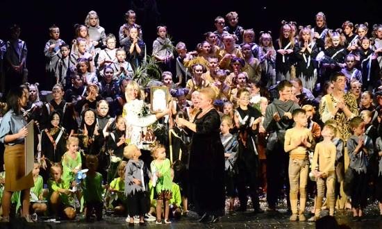 Театральная студия «А-ФИШКА» отметила пятилетие
