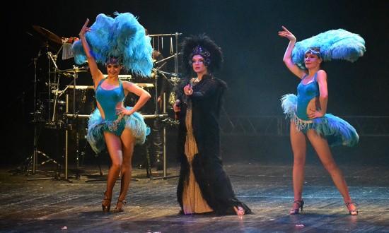 В Севастополе прошла премьера грандиозного музыкального шоу «Улицы мира»