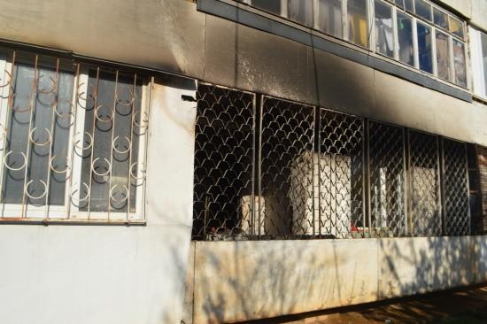 В Севастополе произошли пожары. Есть погибший