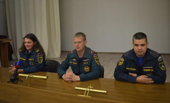 В Севастополе подвели итоги Фестиваля «Созвездие мужества»