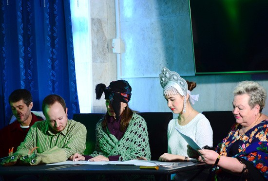 В Севастополе прошла очередная встреча поклонников проекта «Читка»