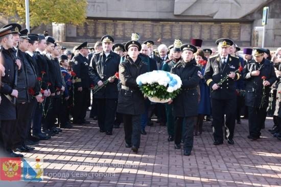 В Севастополе прошли торжества в честь годовщины Синопского сражения