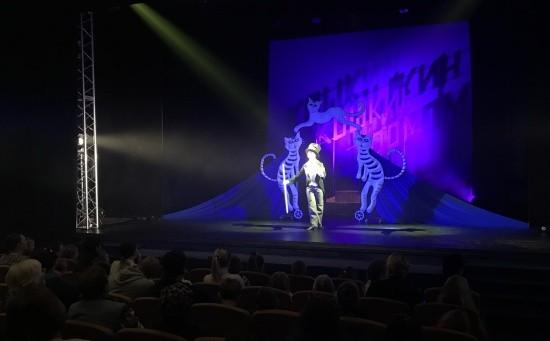 Завтра в Севастополе пройдет премьера спектакля-сказки о правилах пожарной безопасности
