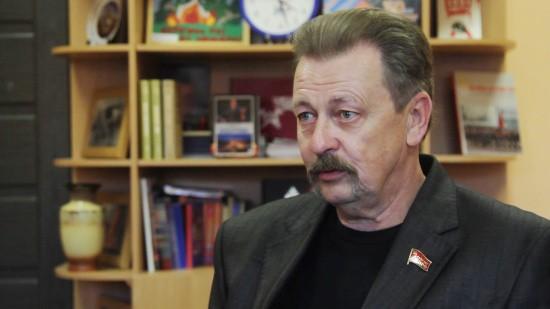 Юбилей отмечает Сергей Курочкин: ветеран МЧС, общественный деятель, поэт, автор и исполнитель песен