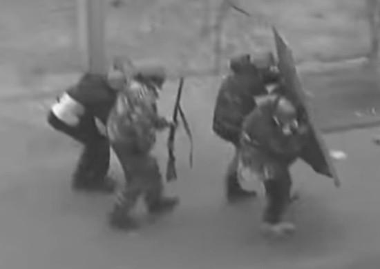 В интернете появились новые данные о стрельбе на Майдане