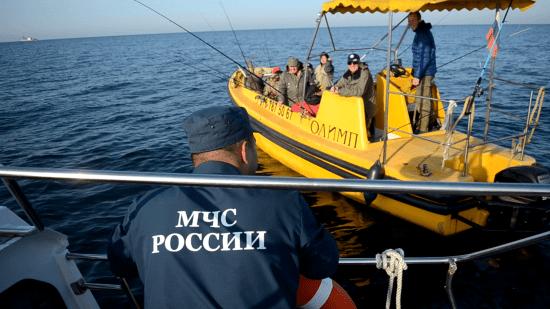 Сотрудники ГИМС совершили морской рейд в Севастополе (видео)