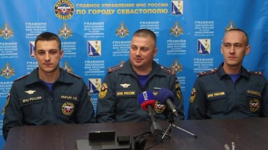 В Севастополе состоялась пресс-конференция по итогам Фестиваля «Созвездие мужества»