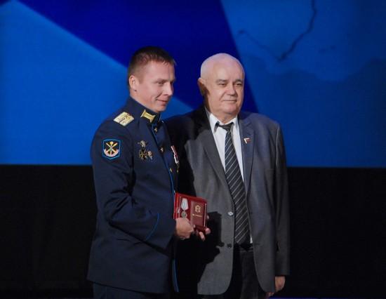 В Севастополе отметили 5-летие 31 дивизии ПВО