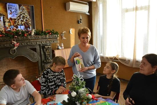 Новогодняя лаборатория чудес в Севастополе